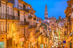 Porto, Portugal cityscape Royalty Free Stock Photos