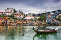 Porto Portugal on the Douro Stock Photography