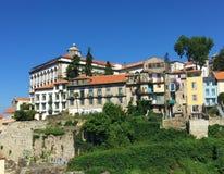 Porto Portugal Duoro River View stock image