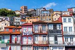 Porto. Portugal The historic centre of Stock Photo