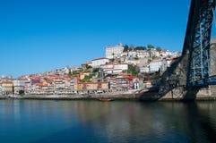 The skyline of Porto, Portugal, Iberian Peninsula, Europe stock image