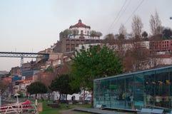Porto Portugal, Iberiska halvön, Europa Arkivbild