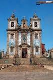 Porto Portugal, Iberiska halvön, Europa Arkivfoto