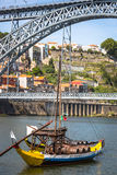 Porto, Portugal -21 May 2015:Porto, Portugal old town cityscape Stock Image