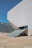 Porto, Portugal: Music House (Casa da Musica) Stock Photo