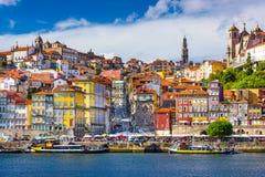 Porto Portugal Old City Stock Photos