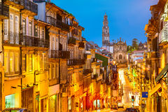 Porto, Portugal Old City View Stock Image