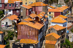Porto, Portugal old town Stock Photos