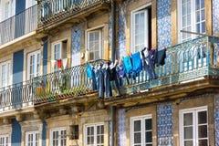 Porto, Portugal old town Stock Image