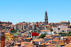 Porto, Portugal. Porto old town panoramic view, Portugal royalty free stock photos