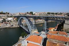 Porto in Portugal royalty free stock photography