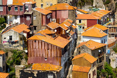 Porto, Portugal old town Stock Photography