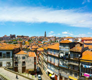 Porto, Portugal old town Royalty Free Stock Photos