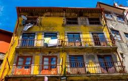 Porto, Portugal old town Stock Photos