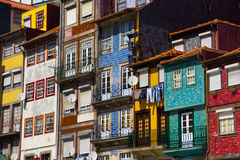 Porto, Portugal old town Royalty Free Stock Images