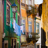Porto, Portugal old town Royalty Free Stock Photography
