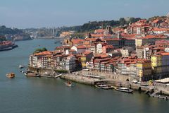 Porto in Portugal royalty-vrije stock fotografie