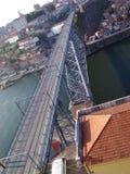 Bridge in Poro, Portugal Royalty Free Stock Images
