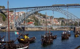 Porto , Portugal. royalty free stock photo