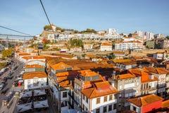 Porto city in Portugal Royalty Free Stock Photos