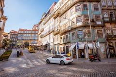 Porto city in Portugal Stock Photography