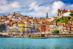 Porto, Portugal Skyline Royalty Free Stock Image