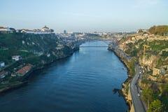 Porto, Portugal, städtische Stadtansicht stockfoto