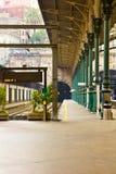 porto portugal stationsdrev arkivfoto
