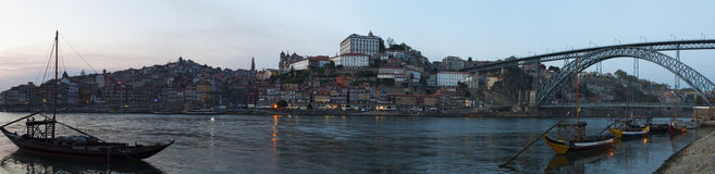 Porto, Portugalia, Iberyjski półwysep, Europa Obraz Royalty Free