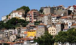 Porto Portugalia, Lipiec, - 10 2010: centrum miasta Obraz Stock