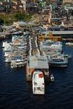 Porto Regional de Manaus royalty free stock photography