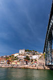 Porto at river Douro Stock Photography