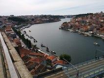Porto. River side Stock Photos