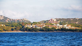 Porto Rotondo. Is th place who Berlusconi lives in summer Stock Images