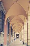 Porto& x27; s in Bologna in Italië royalty-vrije stock fotografie