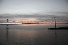 Porto San Francisco-Oakland di Oakland Immagine Stock