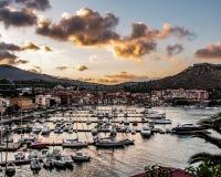 Porto Sant& x27; Ercole zdjęcia royalty free