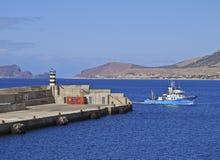 Porto Santo Foto de Stock Royalty Free