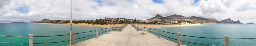 Porto Santo Island Arkivfoton