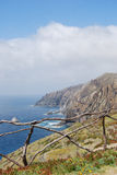 Porto Santo Island Coastline, Madeira Stock Photos