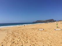 porto santo 7 kan 2014 Royalty-vrije Stock Fotografie
