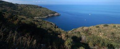 porto santo stefano Royaltyfri Fotografi