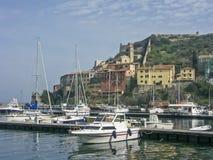 Porto Santo Stefano Royalty Free Stock Images