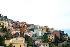 Porto Santo Stefano Italië Royalty-vrije Stock Fotografie