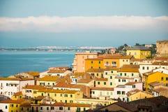 Porto Santo Stefano Italien Lizenzfreie Stockbilder
