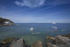 Porto Santo Stefano, Italien, Europa lizenzfreie stockfotografie