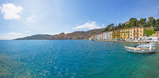Porto Santo Stefano Stock Photos