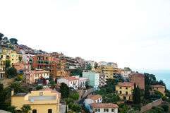 Porto Santo Stefano l'Italie Photographie stock libre de droits