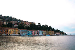 Porto Santo Stefano l'Italie Photographie stock