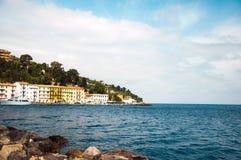 Porto Santo Stefano l'Italie Photo libre de droits